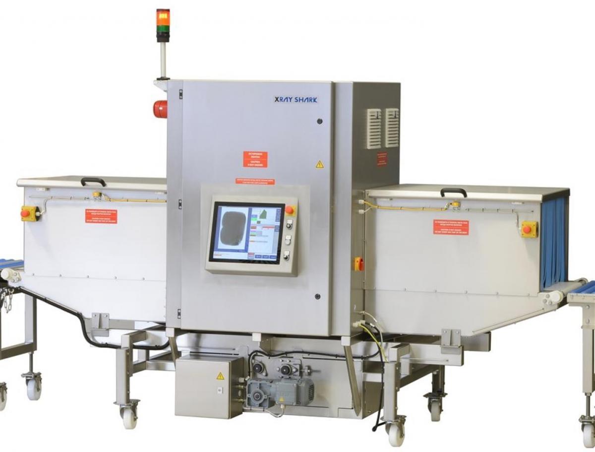 Máy dò X-ray cho sản phẩm đóng gói lớn, máy dò X-ray , đóng gói lớn