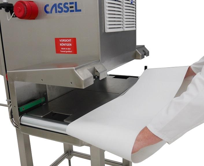 máy kiểm tra tạp chất X-quang cho đóng gói sản phẩm nhỏ, máy kiểm tra tạp chất x-quang trong thực phẩm