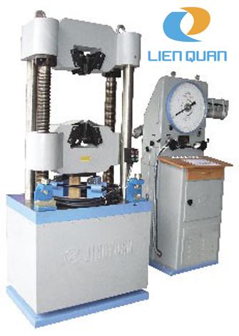 máy kéo nén vạn năng, máy kéo thép, máy kéo nén vạn năng 1000kn, máy kéo thép 1000kn, máy kéo thép
