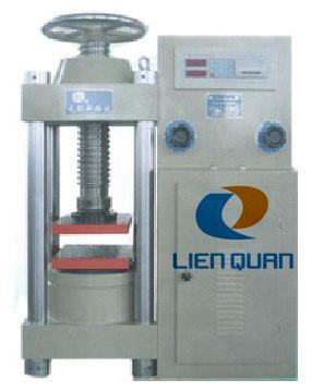 máy nén bê tông TYE-2000, máy nén bê tông 2000KN, máy nén bê tông hiển thị điện tử, nén mẫu bê tông, thí nghiệm nén mẫu bê tông, tiêu chuẩn thí nghiệm nén mẫu bê tông, máy nén mẫu kết cấu bê tông