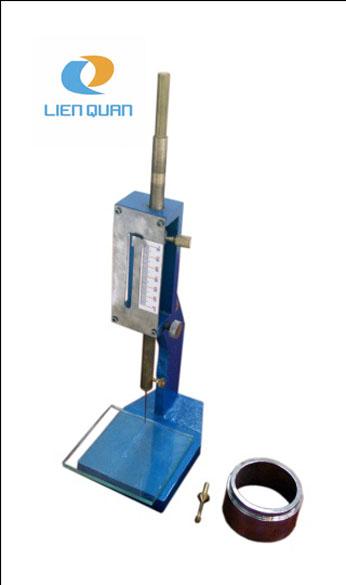 dụng cụ vica, dụng cụ xác định độ dẽo xi măng, dụng cụ vi ca, thiết bị vica tại tp hcm, thiết bị xách định độ dẽo xi măng