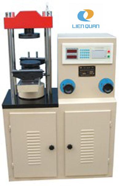 máy nén xi măng, thiết bị xi măng luada, thiết bị nén vữa xi măng, thiết bị nén xi măng, máy nén xi măng 300kn, máy nén xi măng